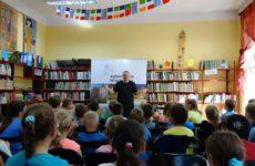 Więcej o: Spotkanie z Marcinem Pałaszem