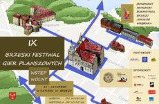 Więcej o: IX Brzeski Festiwal Gier Planszowych