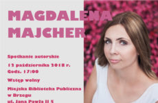 Więcej o: Spotkanie z Magdaleną Majcher