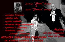 Więcej o: Koncert muzyki argentyńskiej – Santi Pacheco, prowadzenie Jacek Horęzga