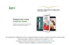 Więcej o: Wypożyczaj i czytaj ebooki bez limitu