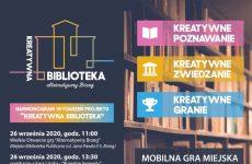 Więcej o: Kreatywna biblioteka